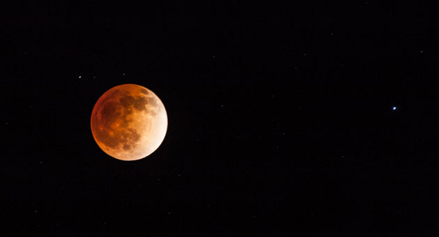 blood moon lunar eclipse virgo - photo #3