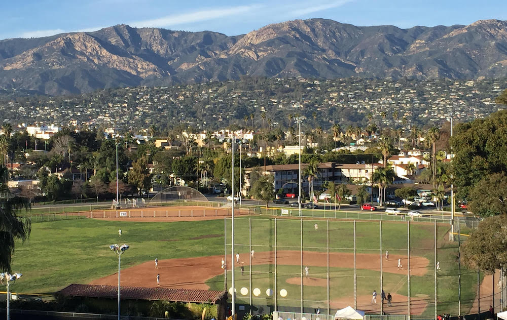 Pershing Park will be the new home for the Santa Barbara Foresters baseball team. Their first home game of the 2017 summer season is June 9.