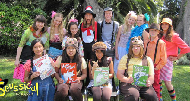 <p>Center Stage Theater in downtown Santa Barbara will host Anacapa School's rendition of <em>Seussical the Musical</em>.</p>