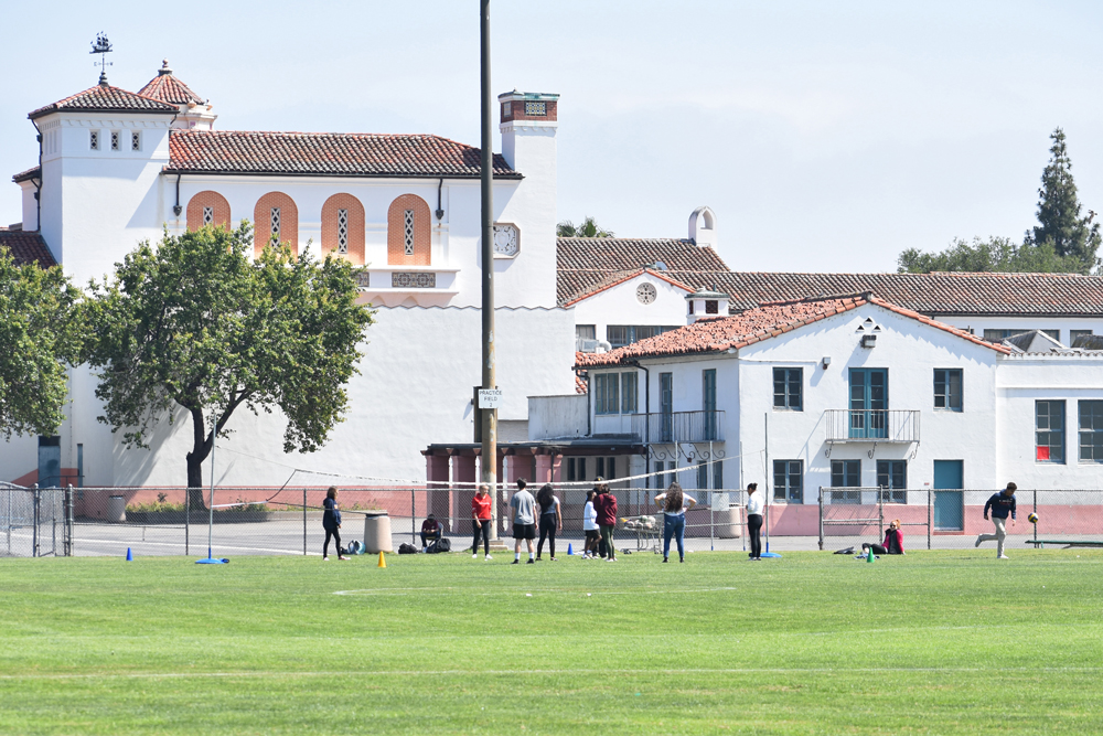 Santa Barbara Junior High School