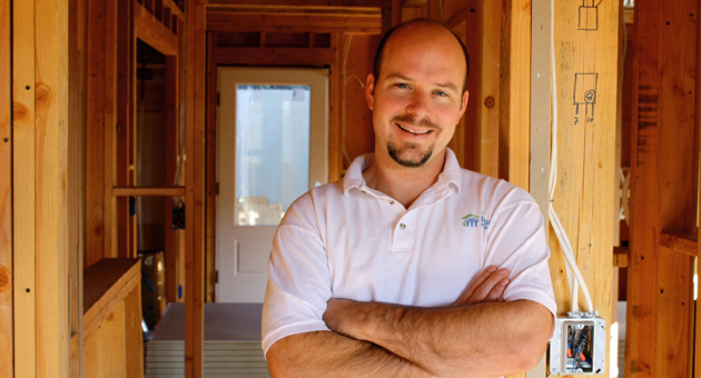 <p>Jon Peterson will take over as CEO of Habitat for Humanity of Southern Santa Barbara County, effective July 1. &#8220;My hopes are that we just keep growing and continue to serve more families by expanding our new construction,&#8221; he says.</p>