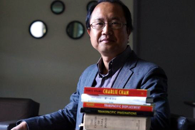 <p>Yunte Huang, professor of English at UC Santa Barbara.</p>