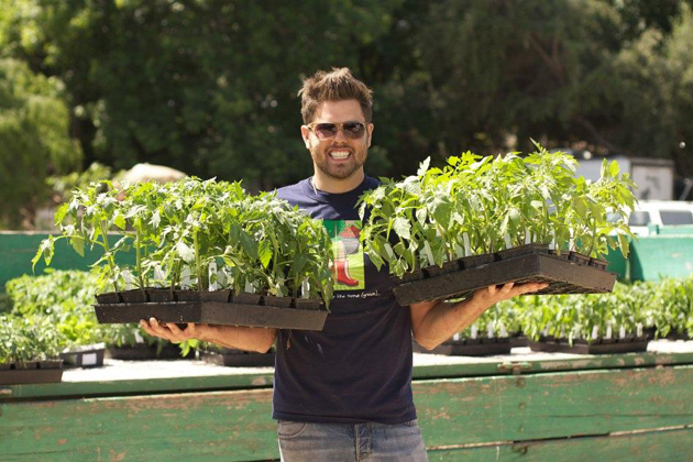 <p>Organizer Scott Daigre calls his Tomatomania &#8220;the world&#8217;s largest (and most fun) heirloom tomato seedling sale.&#8221;</p>
