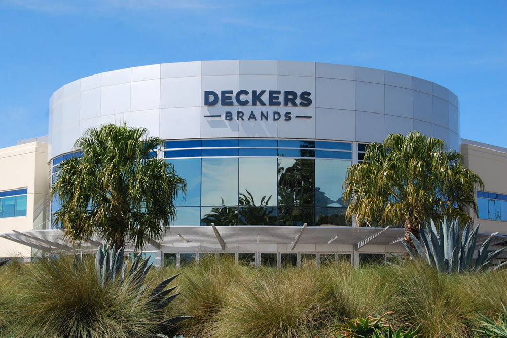 Goleta Based Deckers Brands The Maker Of Ugg Boots And Other Footwear Apparel