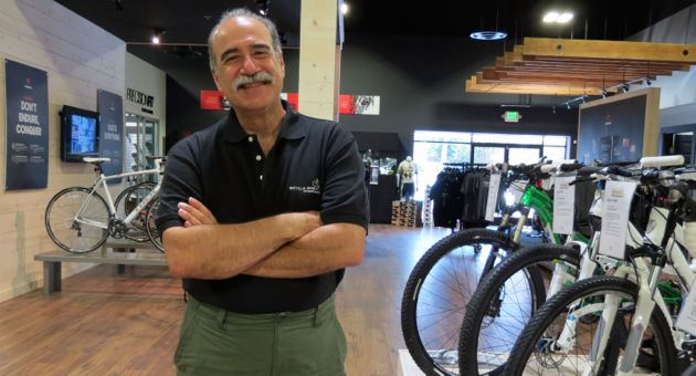 "<p>Bob Zaratzian, owner of Bicycle Bob&#8217;s, has just consolidated his longtime Santa Barbara and Goleta locations into one store, which is larger than both the previous shops combined at 320 S. Kellogg Ave. in Old Town Goleta. ""This has just rejuvenated me,"" he says. ""This is different and it's exciting for us.""</p>"