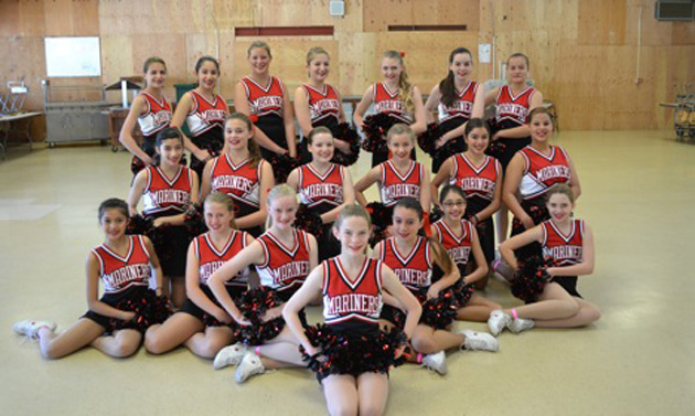 <p>Goleta Valley Junior High School&#8217;s dance team has been invited to perform during the halftime show of the Holiday Bowl college football game in December.</p>