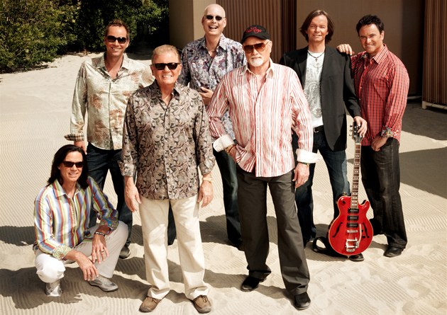 Legendary pop band The Beach Boys will perform June 6 at the Chumash Casino Resort.