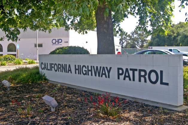 The CHP's existing station at 6465 Calle Real does not meet seismic and other requirements, prompting a search for a new location.