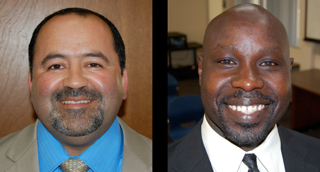 The Santa Barbara Unified School District has named two new assistant superintendents — Emilio Handall for elementary schools and Ben Drati for secondary schools.