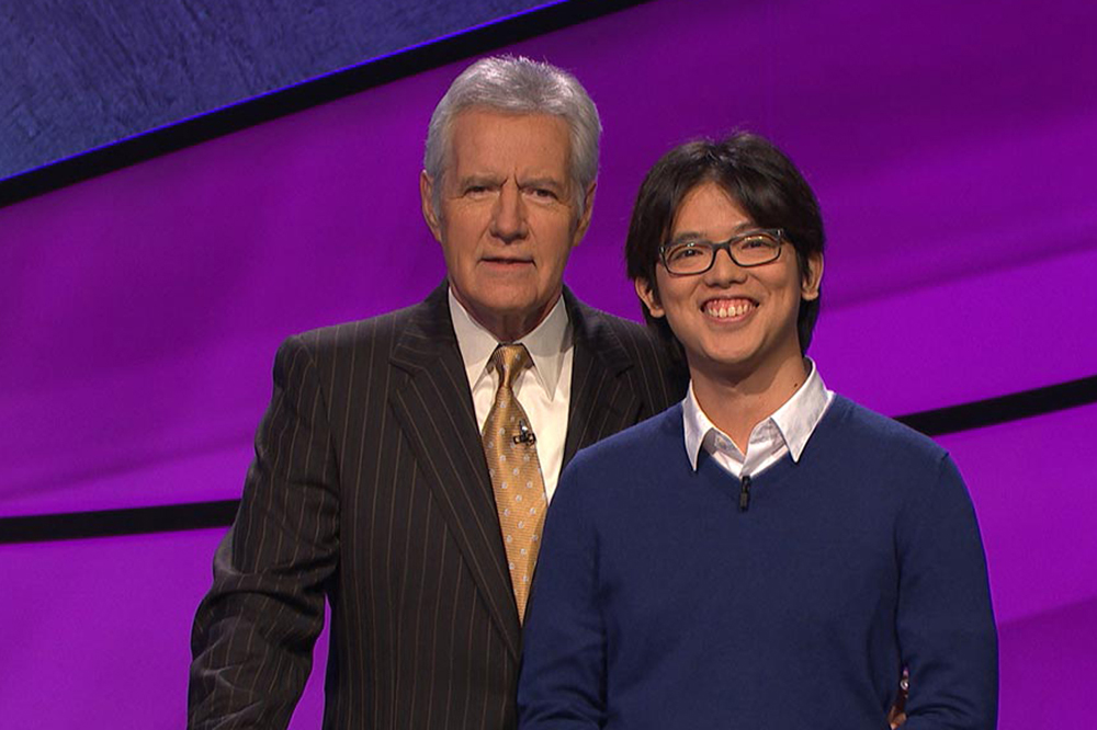 Alan Lin may have finished No. 2 in the Jeopardy! Tournament of Champions but it was followed by a lot of zeroes.