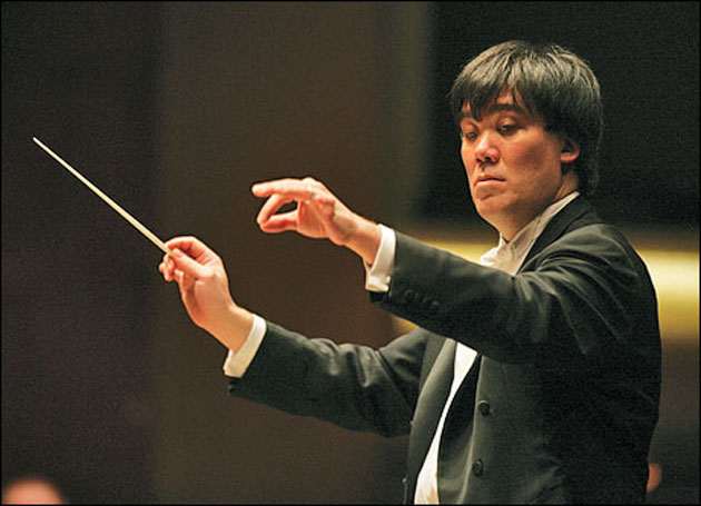 New York Philharmonic Music Director Alan Gilbert shows no sign of being intimidated by the great tradition he inherits.