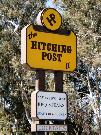 The Hitching Post is known for its barbecue steaks, prime rib and a chance to experience one of the main settings for the 2004 Oscar-winning movie 'Sideways.'