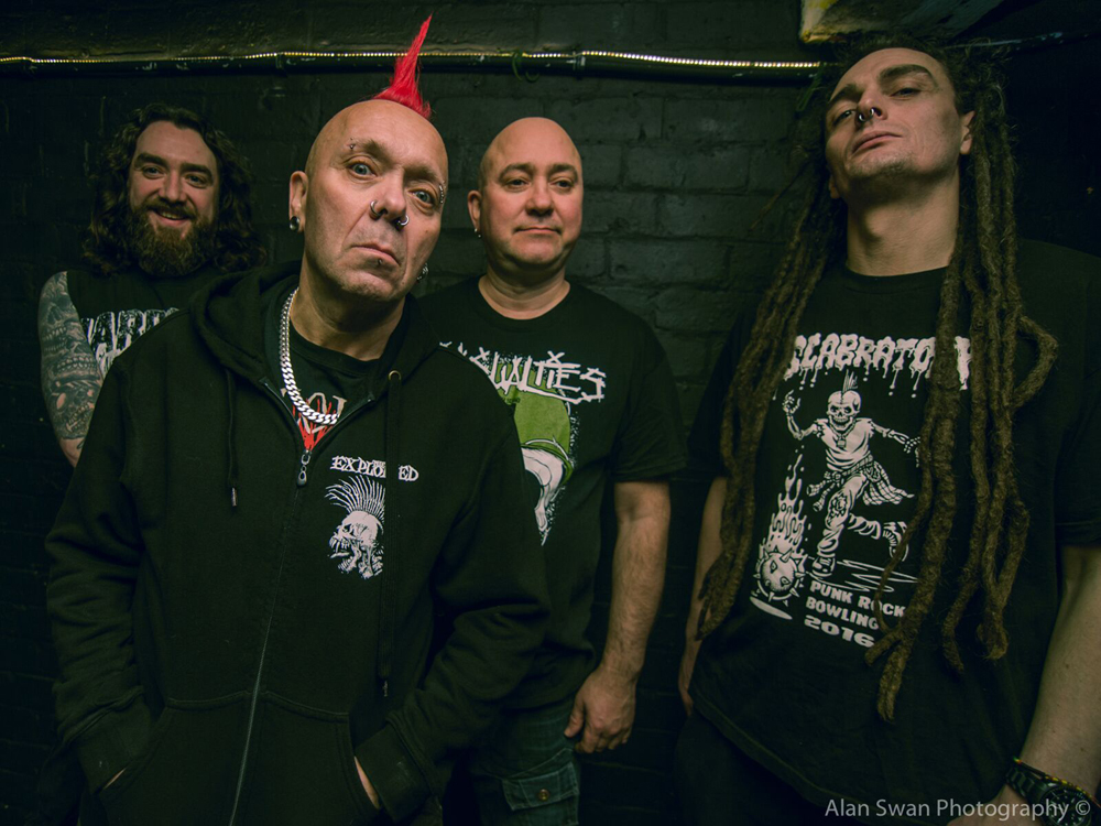 3ea380d3c Jeff Moehlis: Punk's Not Dead for The Exploited | Arts ...