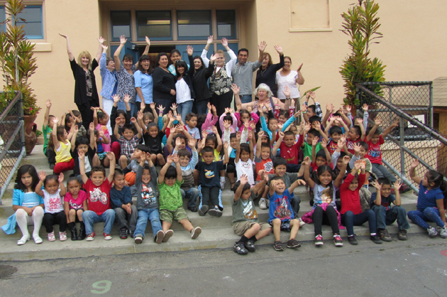 <p>The staff and children of Carpinteria Head Start celebrate the center&#8217;s recent accreditation from the National Association for the Education of Young Children.</p>