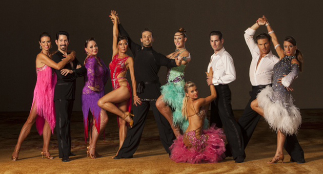 <p>Ryan Seacrest&#8217;s six-episode docu-drama <em>Montecito</em>, set for release Friday, takes a closer look into the world of dancesport. Some students spend up to $100,000 per year in lessons, costumes and competitions.</p>