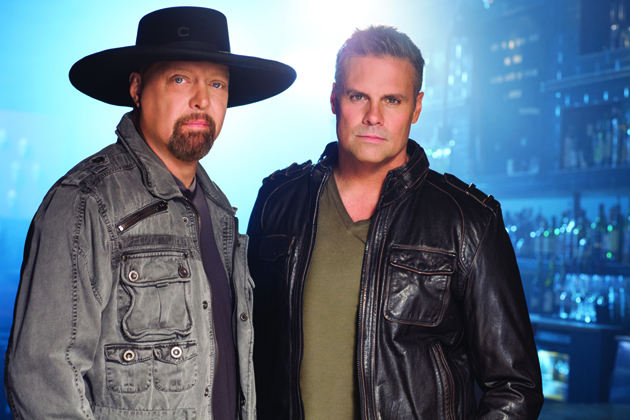 Troy Gentry and Eddie Montgomery joined forces to establish Montgomery Gentry in 1999.