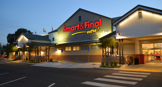 Smart & Final Extra! stores are said to offer more healthy, organic options for food and beverages. (Smart & Final photo)