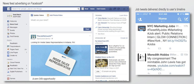 <p>With a social boost upgrade, job postings from Jobs.Noozhawk.com will appear on Facebook as news feed ads and on Twitter as a tweet from a relevant channel.</p>