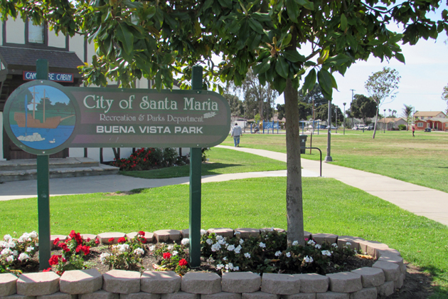 Some of the biggest supporters of Buena Vista Park in Santa Maria are upset at the city's proposed design for the park's renovation.