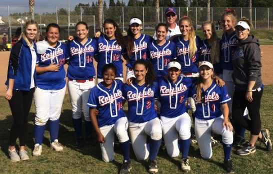 The San Marcos softball team advanced to the first round of the CIF Division 4 playoffs with a wild-card win at Segerstrom in Santa Ana.