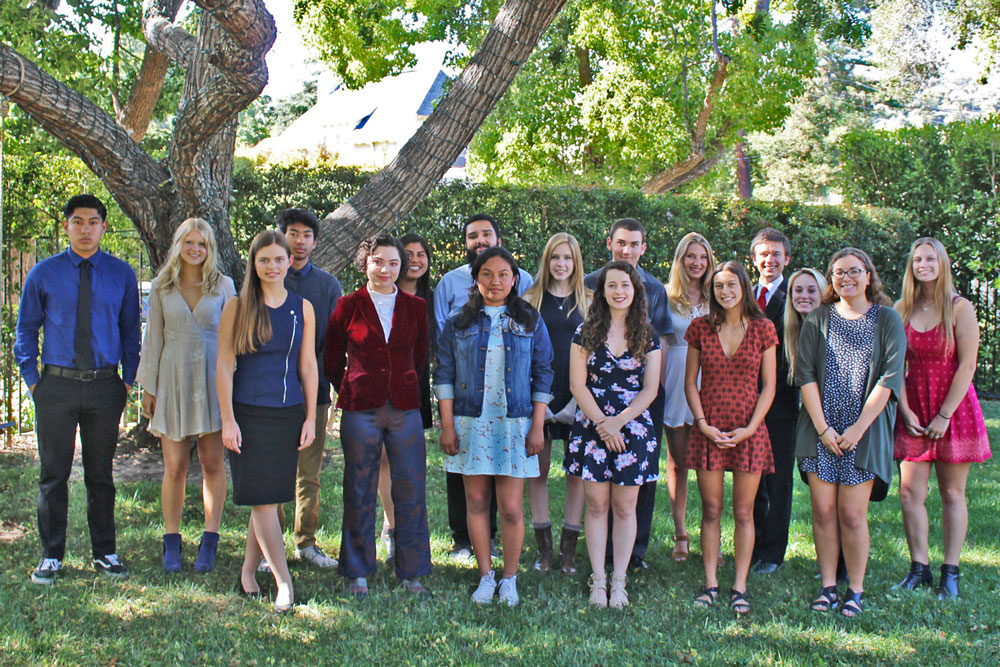 Twenty-six seniors from across Santa Barbara County were honored by the Santa Barbara Foundation with its Fleischmann Awards, a decades-old program that provides $2,500 scholarships for higher education
