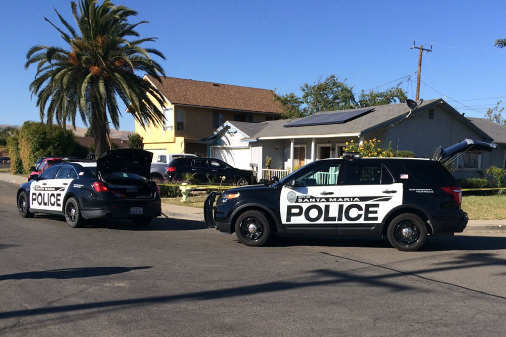 One person was taken to the hospital with major injuries Friday following a fight in Santa Maria.