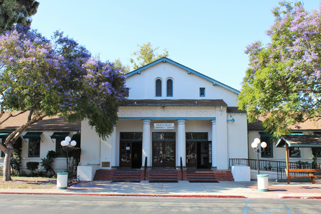 Goleta city leaders are considering the future of the Goleta Valley Community Center as they plan for short-term and long-term repairs and improvements to the facility.