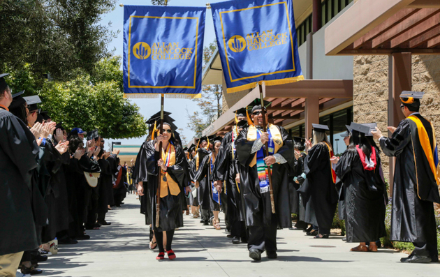 Allan Hancock College Holds 95th Commencement School Zone