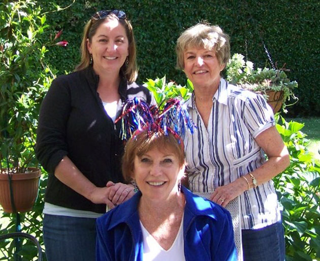 <p>Rotary members Fran Gilliland, left, Connie Burns and Lynn Cederquist are organizing the games and contests for this year&#8217;s Fourth of July Fireworks Festival at Girsh Park.</p>