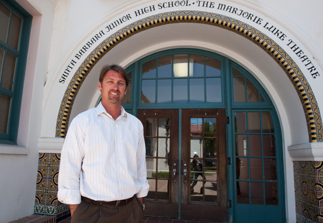 Santa Barbara High School Principal John Becchio says clear expectations and more detailed reporting rules have helped the campus cut its truancy numbers from last year.