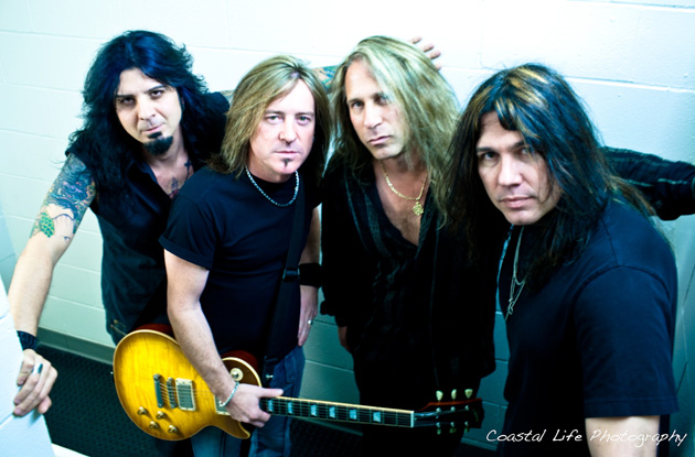 The band Slaughter will also perform at the Chumash Casino Resort on June 27.