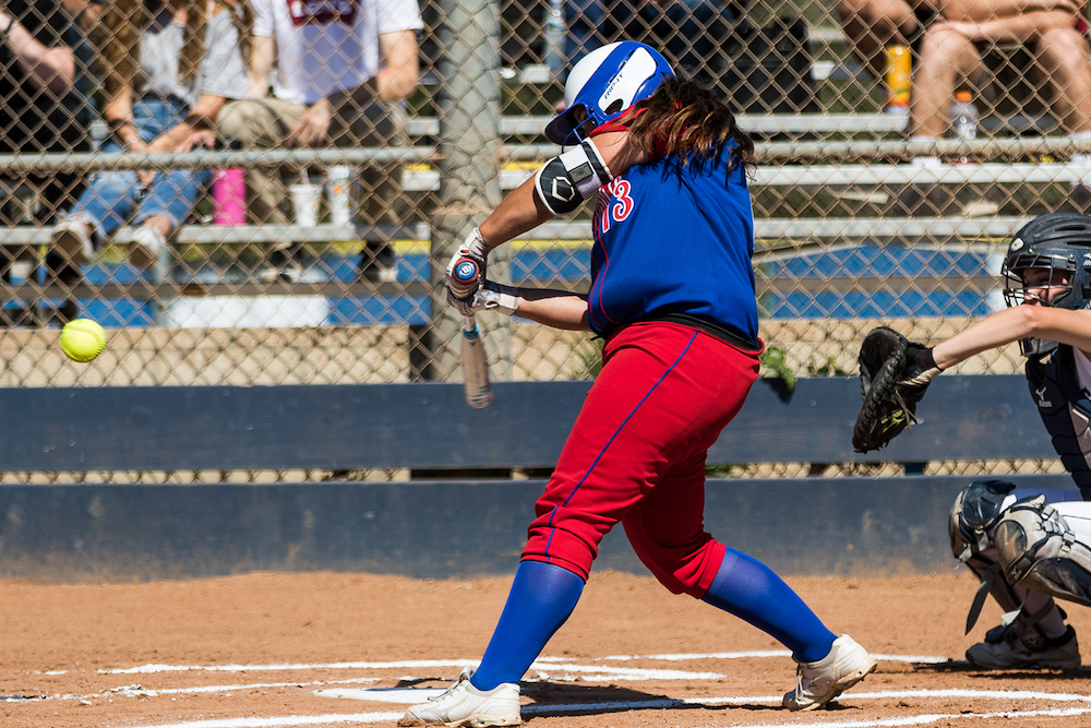 Hailee Rios leads the San Marcos softball team into the CIF-SS Division 4 final against Channel League rival Buena.