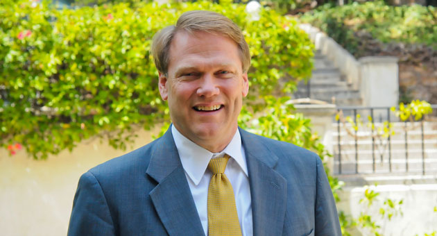 <p>Westmont College President Gayle Beebe is visiting Rome this week to meet with Pope Francis and to talk about finding common ground between Protestants and Catholics.</p>