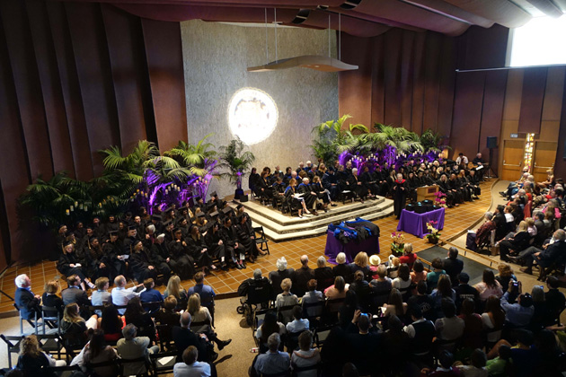 Pacifica Graduate Institute hosted its 2015 commencement ceremonies over the Memorial Day weekend.