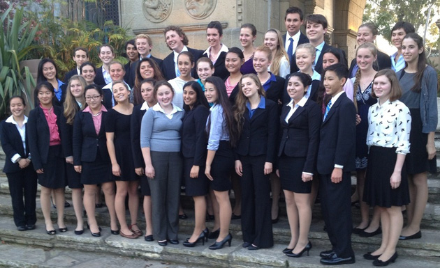 The Dos Pueblos High School Mock Trial team has won the Santa Barbara County competition six of the past seven years.