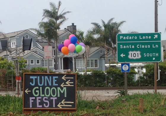 <p>The fourth annual June Gloom Fest is set for this Saturday, June 7.</p>