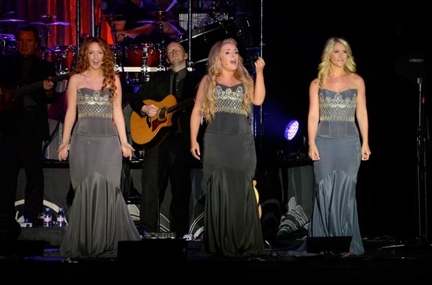 Irish musical ensemble Celtic Woman performs May 30 at the Chumash Casino Resort as part of its four-month North American concert tour.