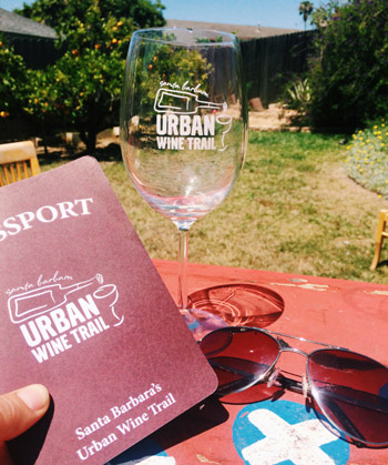 Urban Wine Passport