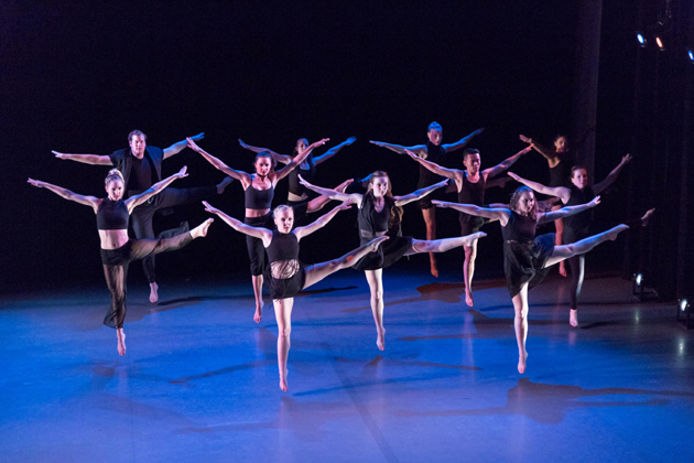 <p>The UCSB Dance Company performs &#8220;Corvidae&#8221; by guest artist Colin Connor and &#8220;inspired by the ferocity and mystery of crows and ravens.&#8221;</p>