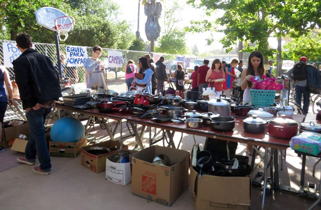 <p>The annual GIVE sale encourages UCSB students to donate rather than discard their unwanted items.</p>