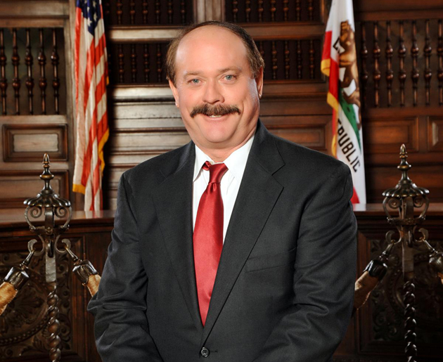 Santa Barbara County Superior Court Executive Officer Gary Blair has been a steadfast advocate for the system during his 37-year tenure. (Santa Barbara County Superior Court photo)