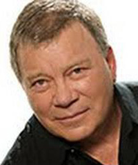 William Shatner will perform at the Arlingotn Theatre on Jan. 18, 2013.