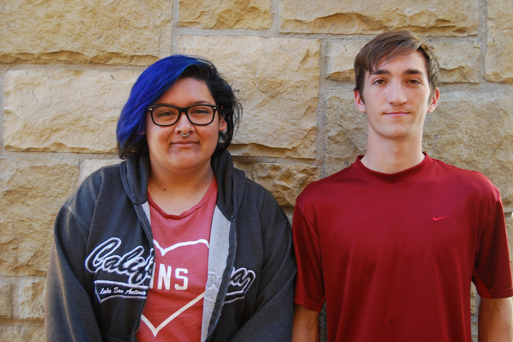 Alejandra Mendoza and Julian Littlehale, both 18, are two Dos Pueblos High School graduates enrolling in the Santa Barbara City College Promise program offered by the SBCC Foundation.