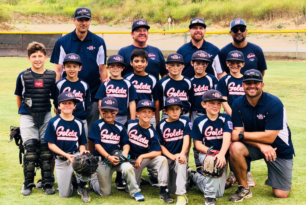 Goleta Valley South 8U All-Stars