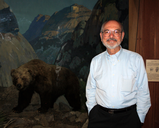 Karl Hutterer took over as director of the Santa Barbara Museum of Natural History about 10 years ago. Since then, he and his staff have worked to develop a plan to provide the museum with a facility better suited for its educational mission