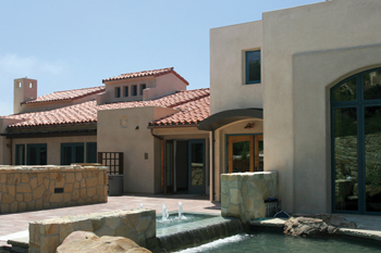 Community donations covered the entire cost of design and construction for the new 27,300-square-foot Serenity House.