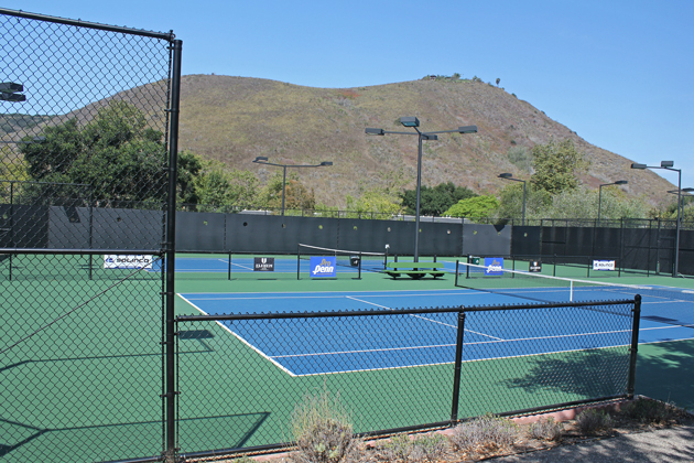 Santa Barbara tennis players say they have stopped going to the Las Positas facility to play since the facility was leased to Elings Park because it is expensive. They want the city to take over management of the facility, but the City Council is happy with the job Elings Park is doing.