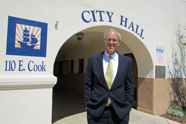 Jason Stilwell has been named city manager in Santa Maria, replacing the retiring Rick Haydon.