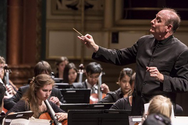 Conductor Larry Rachleff will once again conjure up a world-class orchestra from a group of talented strangers.