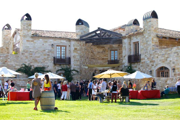 <p>The Teddy Bear Cancer Foundation's third annual Sangria Soiree will take place at The Villa at Sunstone Winery in Santa Ynez.</p>